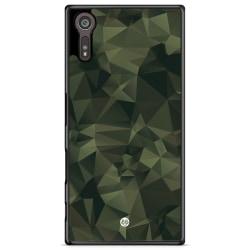 Bjornberry Skal Sony Xperia XZ / XZs - Abstrakt Kamo