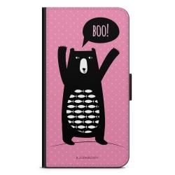Bjornberry Xiaomi Redmi Note 7 Fodral - Boo Björn