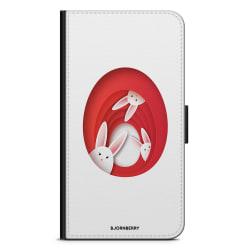 Bjornberry Xiaomi Redmi Note 7 Fodral - Kaniner