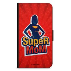 Bjornberry Xiaomi Redmi Note 7 Fodral - Super mom 2