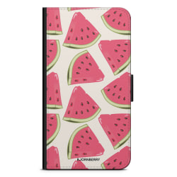 Bjornberry Xiaomi Redmi Note 7 Fodral - Vattenmelon