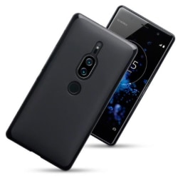 Mobilskal Sony Xperia XZ2 PREMIUM Matt Svart