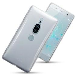 Mobilskal Sony Xperia XZ2 PREMIUM Transparent