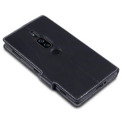 Mobilväska Sony Xperia XZ2 PREMIUM Black Slim