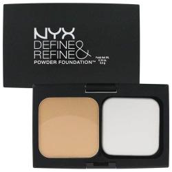 NYX Define & Refine Powder Foundation Golden