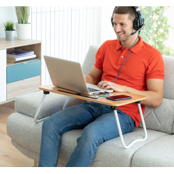 Multifunctional Foldable Table And Laptop Table