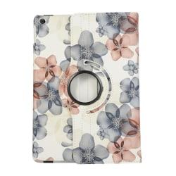 360-Fodral iPad 10.2 2019/2020 Blommor