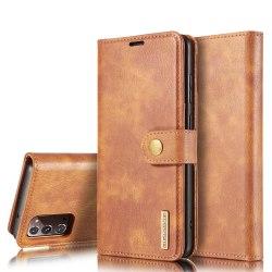 DG.MING Plånboksfodral Med Magnet Galaxy Note 20 Brun