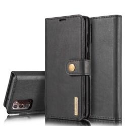 DG.MING Plånboksfodral Med Magnet Galaxy Note 20 Svart