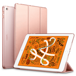 "ESR iPad Mini 7.9"" (2019) Yippee Trifold Fodral Rosé Guld"