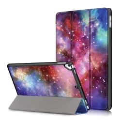 Fodral Tri-fold iPad 10.2 2019/2020 Stjärnhimmel