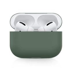 Silikonskal Apple AirPods Pro Grön