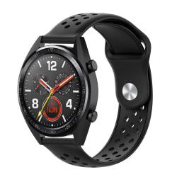 Sportarmband Huawei Watch GT/GT 2 46mm/GT 2 Pro Svart