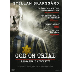 God On Trial - Fångarna I Auschwitz  -DVD