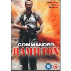 Commander Hamilton (Ej textad) (DVD)