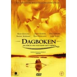 Dagboken - Jag Sökte Dig Och Fann Mitt Hjärta - DVD