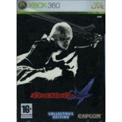 Devil May Cry 4 (Collector's Edition) - XBOX 360