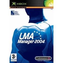 LMA Manager 2004 - XBOX