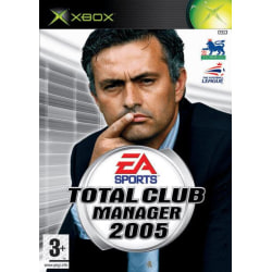 Total Club Manager 2005 - XBOX