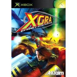 XGRA: Extreme G Racing Association - XBOX