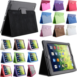Enkelt skydd till iPad mini 1/2/3 - Svart Ipad Mini 1/2/3
