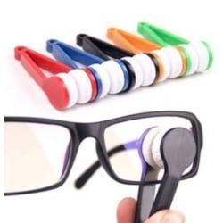Glasögon rengörare putsa skonsamt slipp repor damm solglasögon - Svart