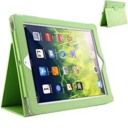 iPad 2/Ipad 3/Ipad 4 fodral - Grön hel Ipad 2/3/4