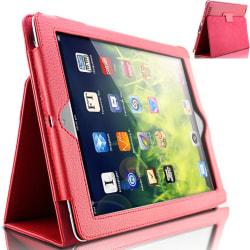 iPad 2/Ipad 3/Ipad 4 fodral - Röd hel Ipad 2/3/4