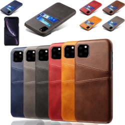 iPhone 11 Pro skal kort - Svart iPhone 11 Pro