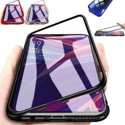 Magnet skal Huawei P20/P20Pro/P20Lite/P30/P30Pro/P30Lite skydd - Svart P20