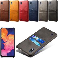 Samsung Galaxy A10 skal kort - Blå A10