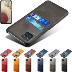 Samsung Galaxy A42 skal kort - Svart A42