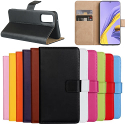 Samsung Galaxy S20/S20+/S20Ultra/S20FE plånbok skal fodral -  Svart S20+
