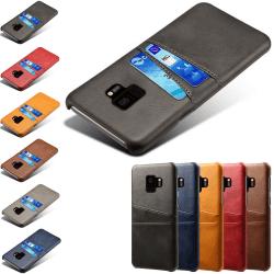Samsung galaxy S9+ skal kort - Brun Samsung Galaxy S9 Plus