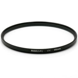 UV filter 95mm Svart