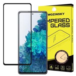 Skärmskydd Heltäckande Härdat Glas Galaxy A52 Samsung Galaxy A52