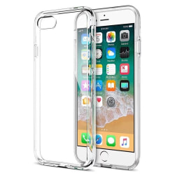Transparent Skal Extra förstärkt iPhone 7/8/SE 2020 Transparent