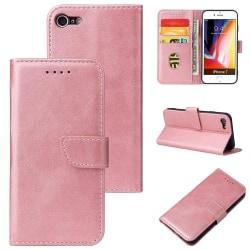Plånboksfodral iPhone 7/8/SE 2020 Rosa Pink