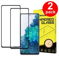2-Pack Skärmskydd Heltäckande Härdat Glas Galaxy A52 Samsung Galaxy A52