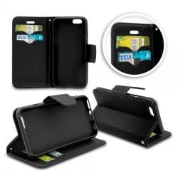iPhone 7/8/SE 2020 Fodral Svart Black