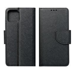 iPhone 11 Läderfodral / Plånboksfodral Svart Black iPhone 11