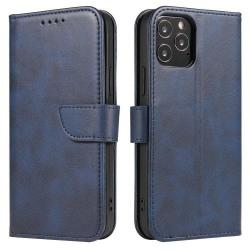 iPhone 11 Plånboksfodral / Läderfodral Blå Blue Apple iPhone 11