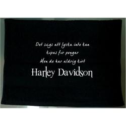 ( Handduk ) 50x70cm Harley Davidson