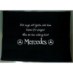 ( Handduk ) 50x70cm Mercedes