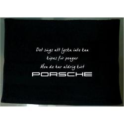 ( Handduk ) 50x70cm Porsche
