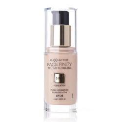 Max Factor Facefinity 3 In 1 Foundation 40 Light Ivory Transparent