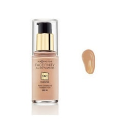 Max Factor Facefinity 3 In 1 Foundation 85 Caramel Beige