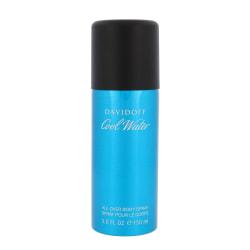 Davidoff Cool Water Deo Spray 150ml Blå