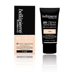 Bellapierre BB Cream Fair 40ml Transparent