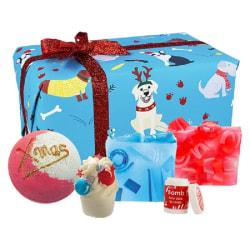 Bomb Cosmetics Santa Paws Gift Box Transparent